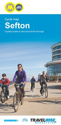 New Sefton Cycle Map