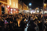 Ormskirk Christmas Lights Switch On