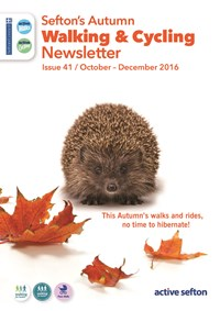 Latest Sefton Walking and Cycling Newsletter - out now