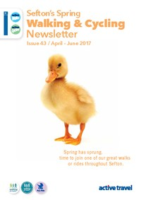 Latest Edition of Walking & Cycling Newsletter
