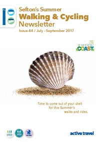 Latest Edition of Walking & Cycling Newsletter - Summer