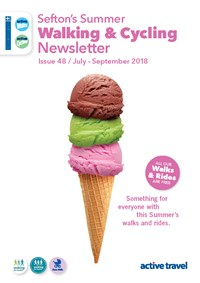 Latest Edition of Walking & Cycling Newsletter - Spring