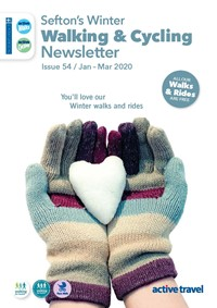 Latest Edition of Walking & Cycling Newsletter - Winter