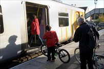 Taking Bike on Train