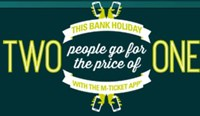 Arriva Special Bank Holiday Offer