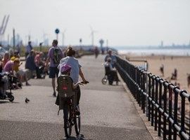 Link to Download our walking and cycling guides content