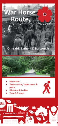 War Horse Route - Free Guided Walk