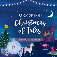 Ormskirk's Chistmas of Tales